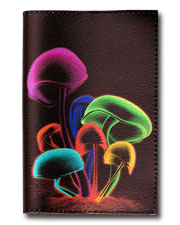 Mushrooms Passport cover