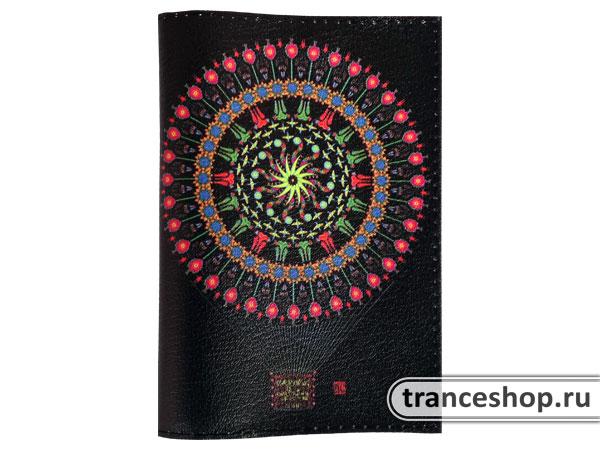 Обложка для паспорта «Все растет к солнцу»