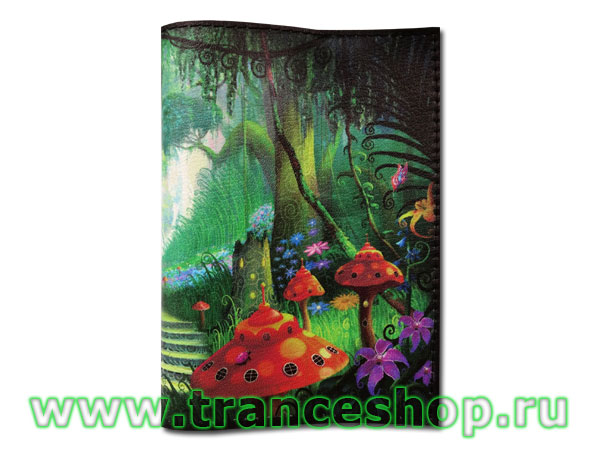 Magic Garden Passport cover