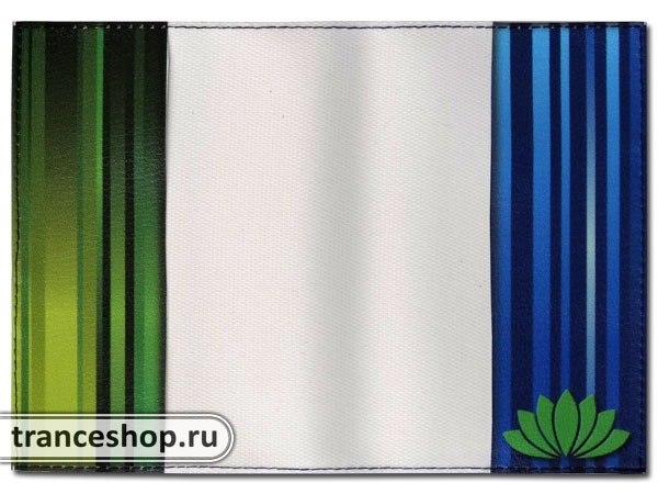 Обложка для паспорта «Радуга»