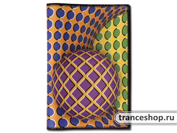 Обложка для паспорта «Иллюзия»