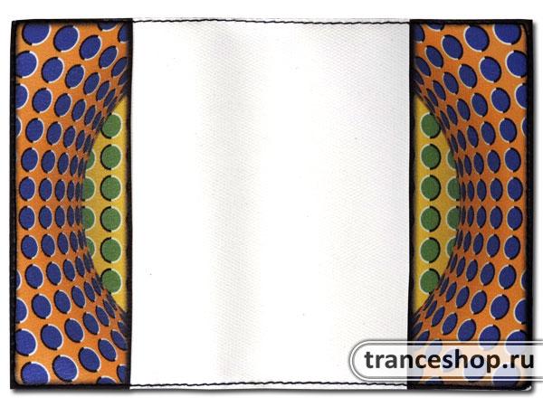 Обложка для паспорта Иллюзия
