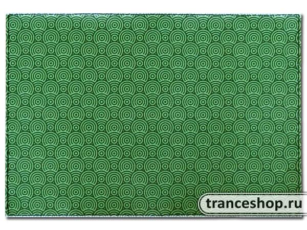 Обложка для паспорта «Green»