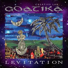 Goatika - Levitation (2010) CD+DVD