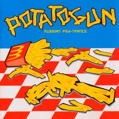 V/A - Potatogun: Russian Psy-Trance