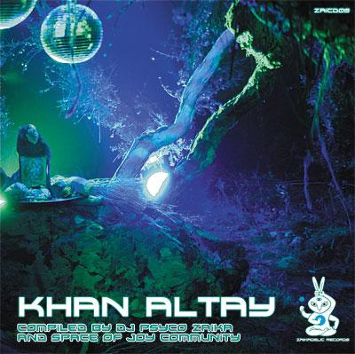 V/A - Khan Altay