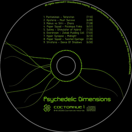 Psychedelic Dimensions