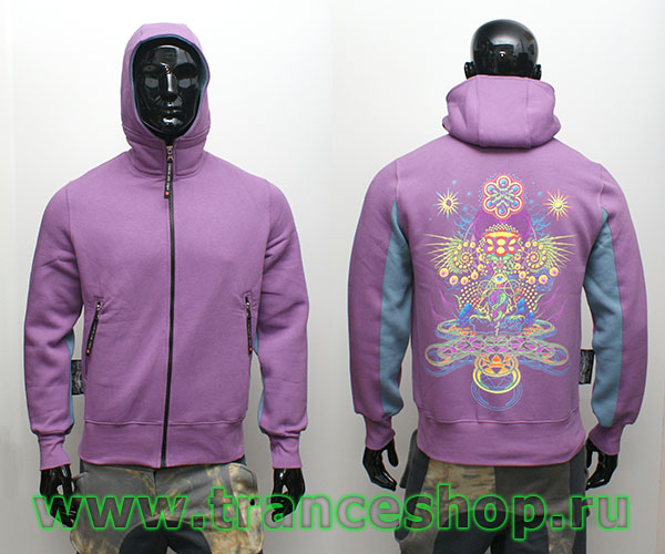 Куртка Vision, светится в УФ