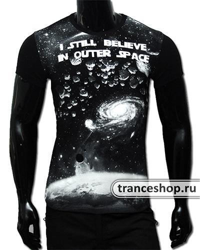 I Still Believe T-shirt, glow in dark & UV