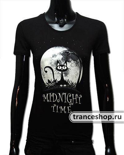 Midnight Time T-shirt, glow in dark & UV