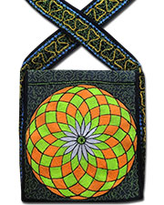 Ball Embroideed bag