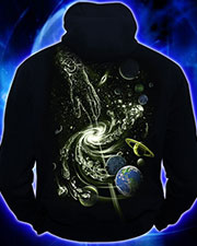 Creation of the Universe Hoodie