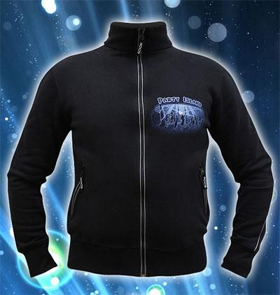 Куртка Party Island, светится в темноте и УФ