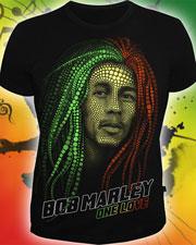 Футболка «Bob Marley»