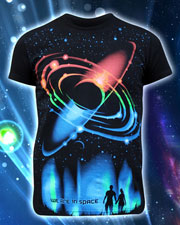 We are in Space T-shirt