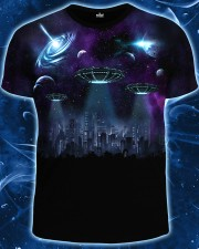 City of the Future T-shirt, glow in dark & UV