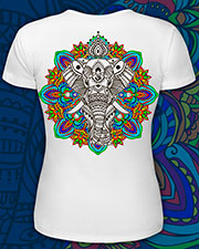 Indian Elephant T-shirt