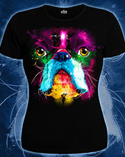 Fluro Dog T-shirt
