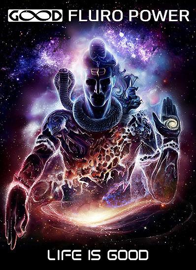 Полотно «Vision of the Universe»