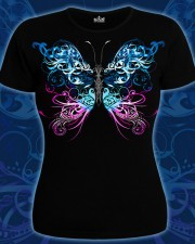Butterfly T-shirt, glow in dark & UV