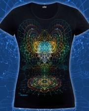 Alien Mind T-shirt, glow in dark & UV