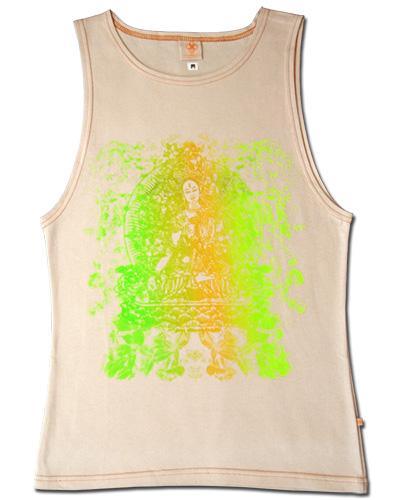 Tara Singlet, glow in UV