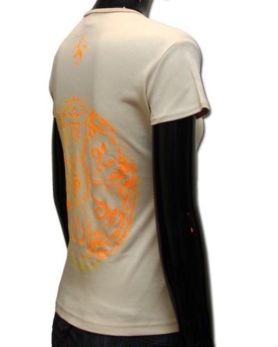 Avalokiteshvara T-shirt, glow in UV