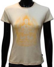 Футболка Авалокитешвара, светится в УФ