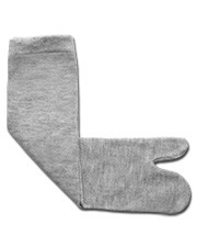 Toe-Split Socks