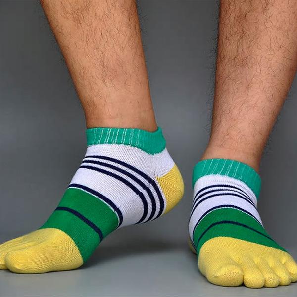 5-Toe Socks