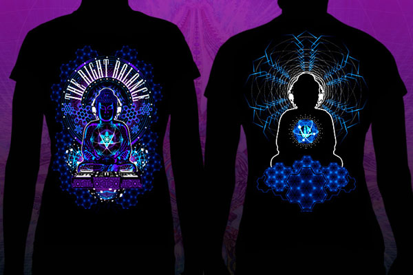 5461, glow in dark & UV