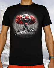 Thats All Folks! T-shirt