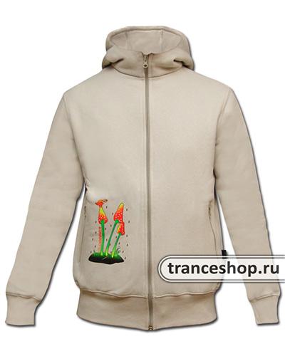 Куртка Зайчонок, светится в темноте и УФ