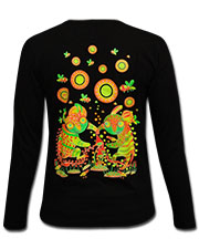 Dance on Mushrooms Longsleeve