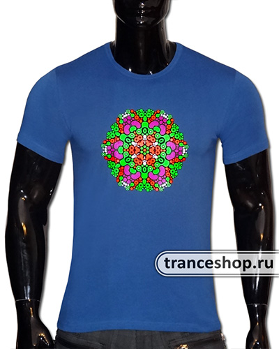 Evolution T-shirt, glow in dark & UV
